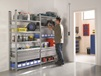"R3000® SHELVING UNITS - 36"" WIDE UNITS"