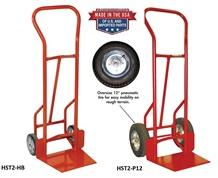 WESCO® HEAVY-DUTY SHOVEL NOSE TRUCKS